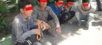 داعشی های تقلبی در تهران دستگیر شدند! (عکس)