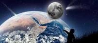 ردپای موجودات فضایی همه را شگفت زده کرد! (عکس)