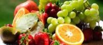 میوه هایی که برای درمان کم خونی مناسب است