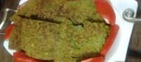 طرز تهیه کوکوی نخود فرنگی