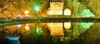 زنده شدن دریاچه زیبای طاق بستان (عکس)
