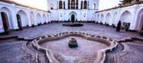 عکس های دلنشین از باغ فتح کرمان