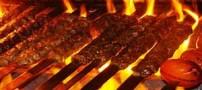 بهترین روش خوردن کباب