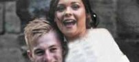 دختری که برای ازدواج التماس می کند (عکس)
