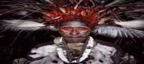 عجیب ترین پوشش و سبک زندگی قبایل بومی (عکس)