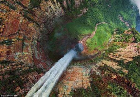 عکس های فضایی خیره کننده زمین