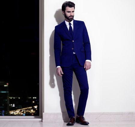 مدل کت و شلوارهای جدید دامادی