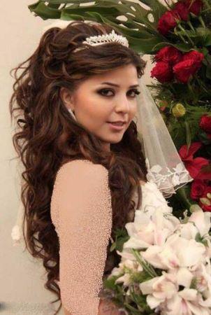 قشنگ ترین مدل موهای باز دخترانه