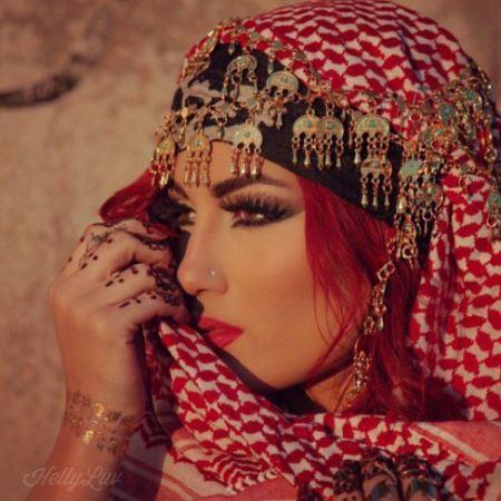 عکس های زیباترین خواننده زن ایرانی در فهرست داعش !