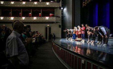 عکس های دیدنی کنسرت موسیقی در گیلان