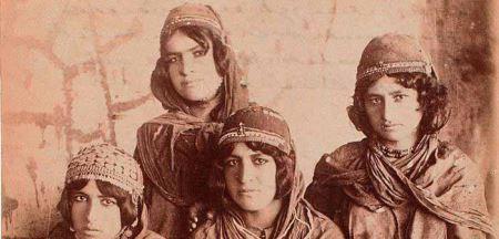 عکس های بسیار دیدنی دختران ایرانی 120 سال پیش