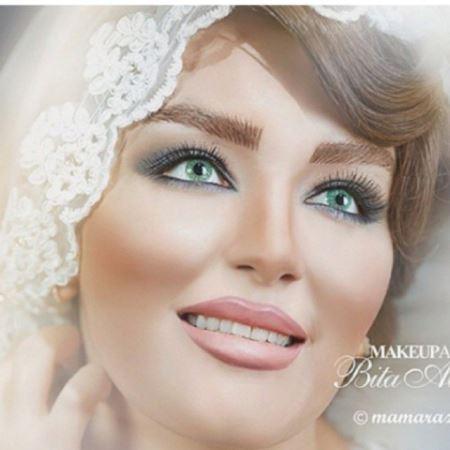 جدیدترین مدل میکاپ های عروس سال 2015