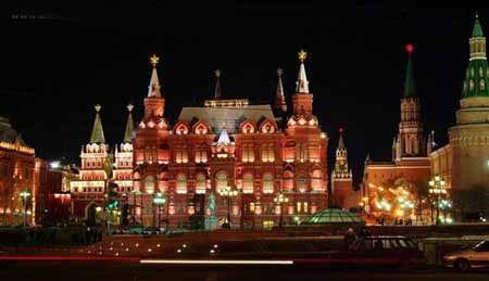 جاذبه های گرشگری در روسیه (عکس)