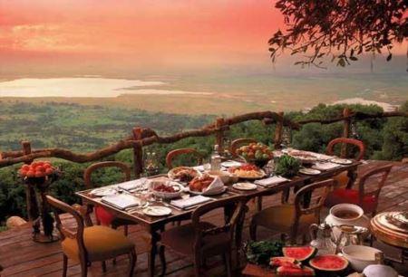 رویایی و زیباترین رستوران های جهان (عکس)