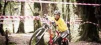 دوچرخه سواری کراس کانتری زنان زیبا در ایران (عکس)