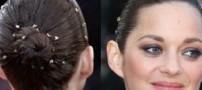 شینیون های شیک عروس برگرفته از مدلهای هالیوودی