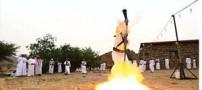 رقص خطرناک و عجیب جوانان عربستانی (عکس)