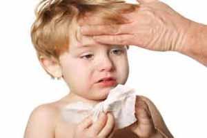 درمان سریع و موثر تب در خانه