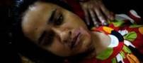 پدر شوهری که در دهان عروسش اسید ریخت (عکس)