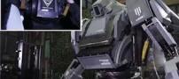 ربات غول پیکر یک میلیون دلاری (عکس)