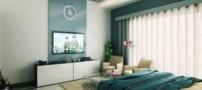 مدل دکوراسیون های آرام بخش اتاق خواب