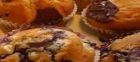 طرز تهیه کیک مافین رژیمی