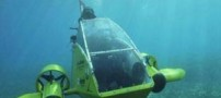زیر دریایی شخصی سوار شوید! (عکس)