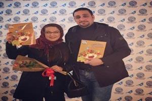 عکس های دیدنی لیلا صبوری با همسر دوم امریکایی اش