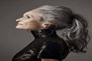 عکس های خیره کننده از مسن ترین مانکن دنیا (عکس)