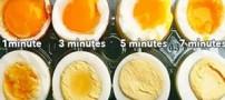 بهترین روش پخت تخم مرغ