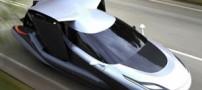 جدیدترین مدل اتومبیل پرنده با قیمت 900 میلیون (عکس)