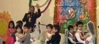 وحشتناک ترین آموزش های زننده در مهد کودک های تهران (عکس)