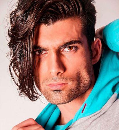 عکس های ارسلان حسن زاده جذاب ترین مدل بین المللی