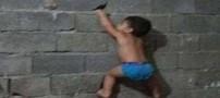 عکس های حیرت آور پسر 2 ساله ایرانی