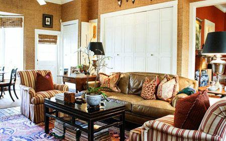 دکوراسیون زیبا و شیک با وسایل قدیمی و عتیقه (عکس)