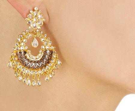 زیباترین مدل گوشواره های هندی
