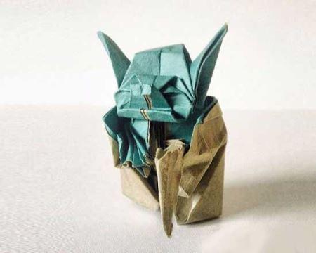 زیباترین مدل های اوریگامی (عکس)