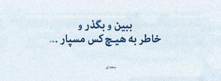 زیباترین عکس نوشته های خواندنی بزرگان