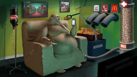 حقایق تلخ دنیای مدرن به روایت کاریکاتور