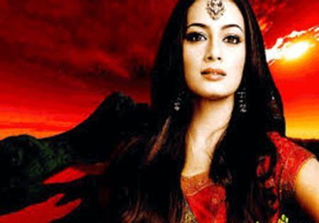 بازی ملکه زیبای هند در یک فیلم ایرانی (عکس)