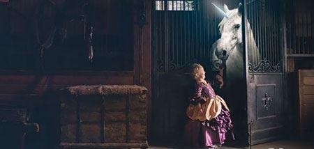 رویاهای جالب کودکان سرطانی (عکس)