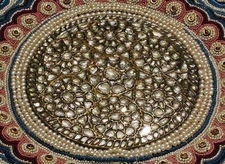 گرانقیمت ترین فرش تاریخ جهان (عکس)