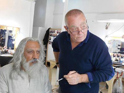 گریم های دیدنی و عجیب بازیگران سریال محمد رسول الله