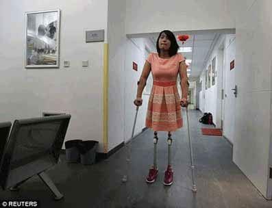 با دیدن این دختر 10 ساله از خودتان خجالت بکشید (عکس)