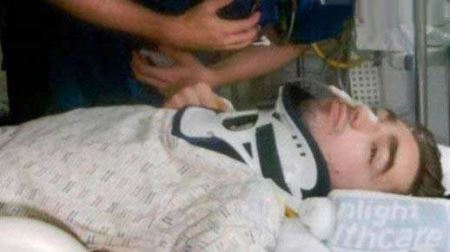 پسری که تا کنون 9 بار مرگ واقعی را تجربه کرده (عکس)