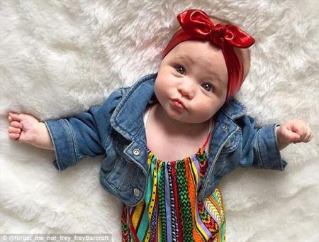 انتخاب خوش تیپ و باکلاس ترین کودک دنیا (عکس)