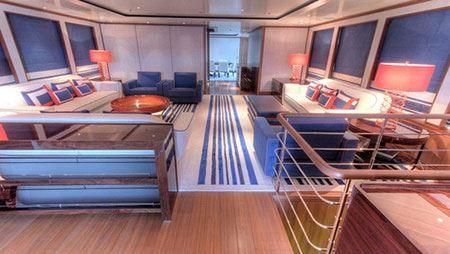 بزرگترین قایق تفریحی و دیدنی در جهان (عکس)