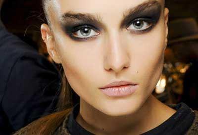 جدیدترین مدل آرایش و میکاپ زنانه ویژه شب