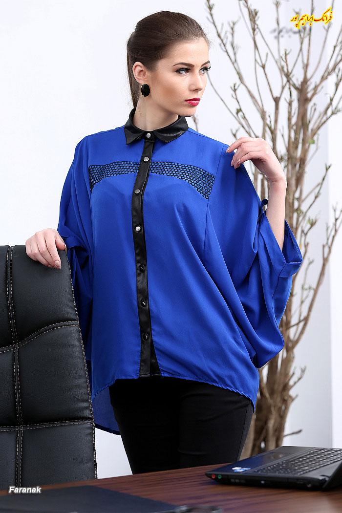 جدیدترین مدل های پیراهن زنانه قسمت دوازدهم