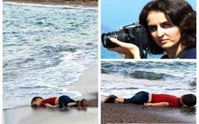 ماجرای دو عکسی که دنیا را تکان داد (عکس)